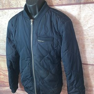 Members only bomber jacket men's xl